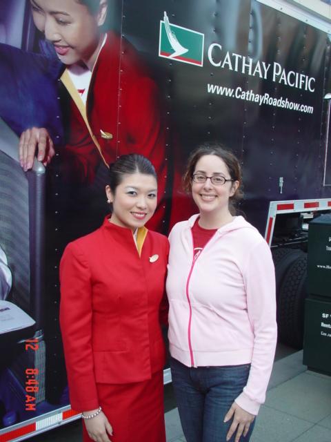Vanessa Chan and Stephanie Block