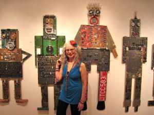 LIZ w Robots