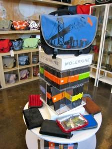 Rickshaw Moleskin notebooks