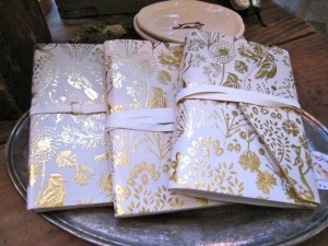 Modern Relics: notebooks