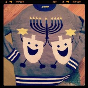 UglyHanukahSweater