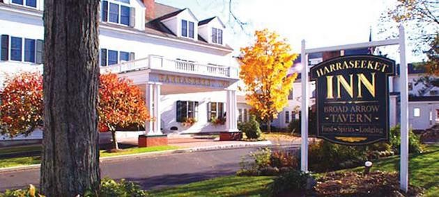 Harraseeket Inn; A Historic Retreat in Freeport, Maine