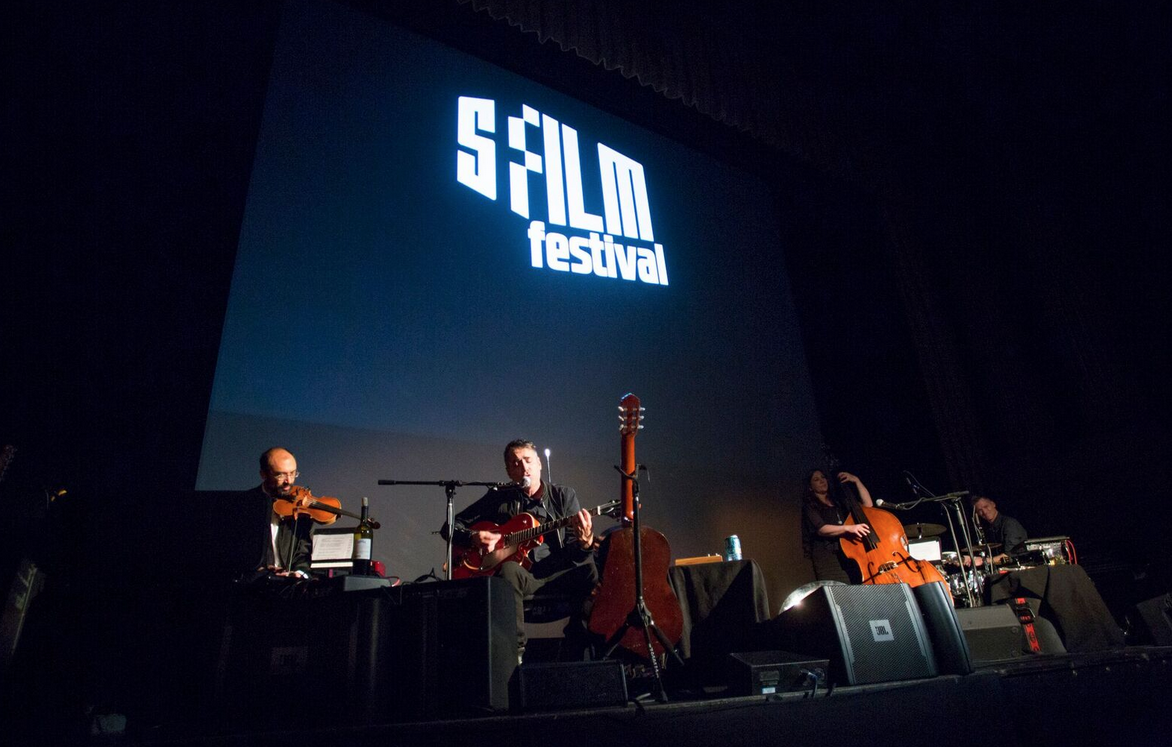 DeVotchKa, SFFILM, Dziga Vertov, The Man with a Movie Camera, silent film, documentary
