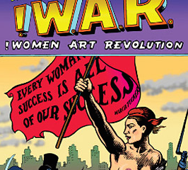 women, art, revolution, documentary