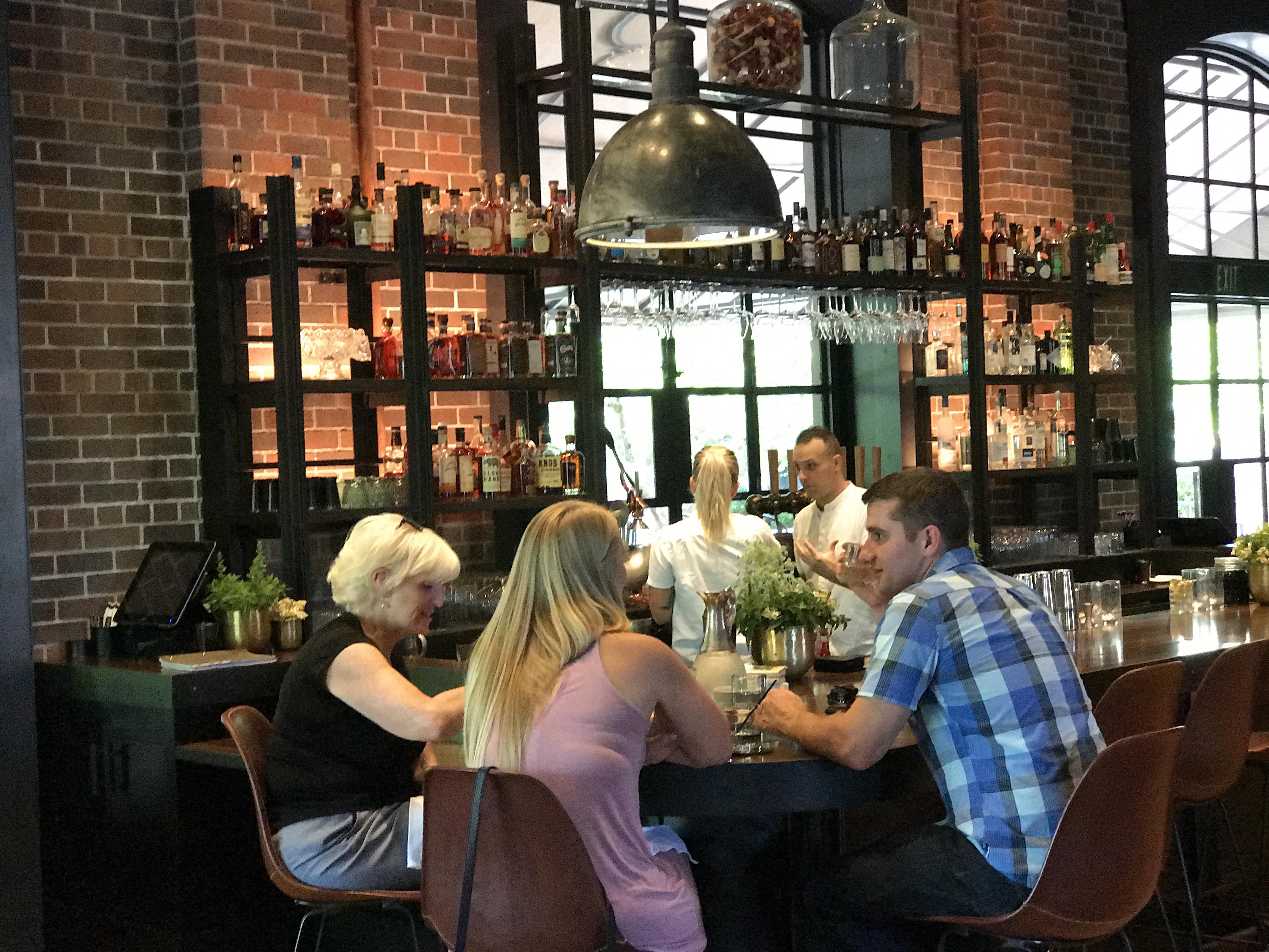 the charter oak, restaurant, st helena, napa valley, travel, destination, day trip, california,