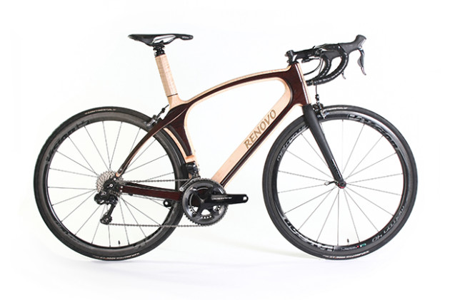 HAND CRAFTED HYBRID ENDURANCE BICYCLE