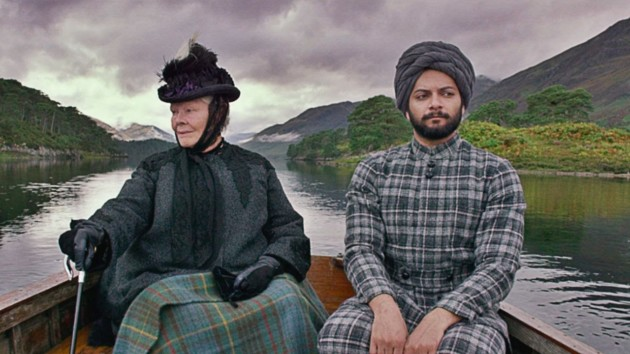 Victoria and Abdul – travel back in time and in love