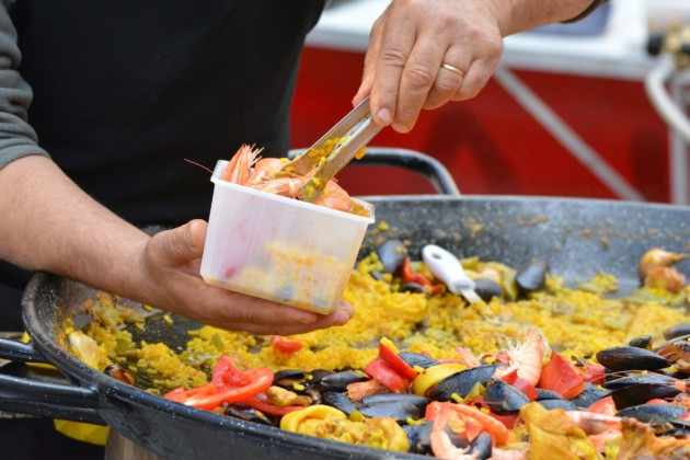 Spain: A Crash Course in Paella