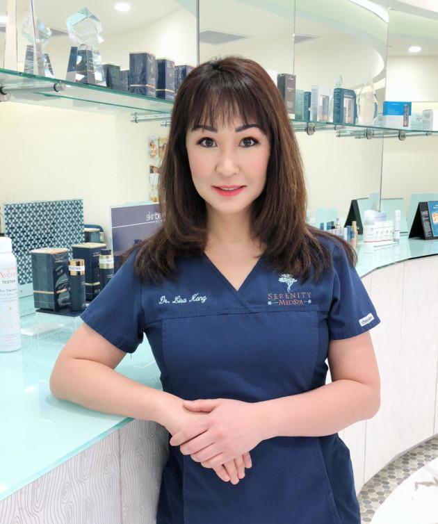 DR. LISA KANG: MOTHER, SURGEON, PHILANTHROPIST