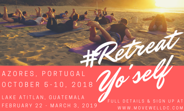 The Azores – Fitness and Yoga Retreat off of Portugal