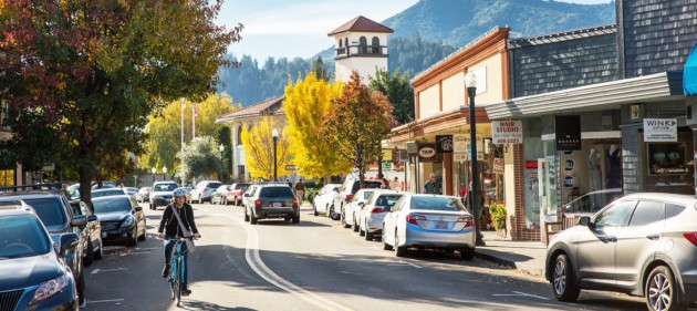Holiday Shopping:  SAN ANSELMO