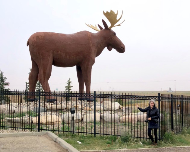 Road Trip: MOOSE JAW, SASKATCHEWAN, CANADA