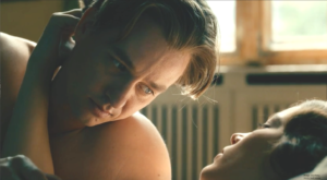 Never Look Away film still showing the young lovers Kurt and Ellie