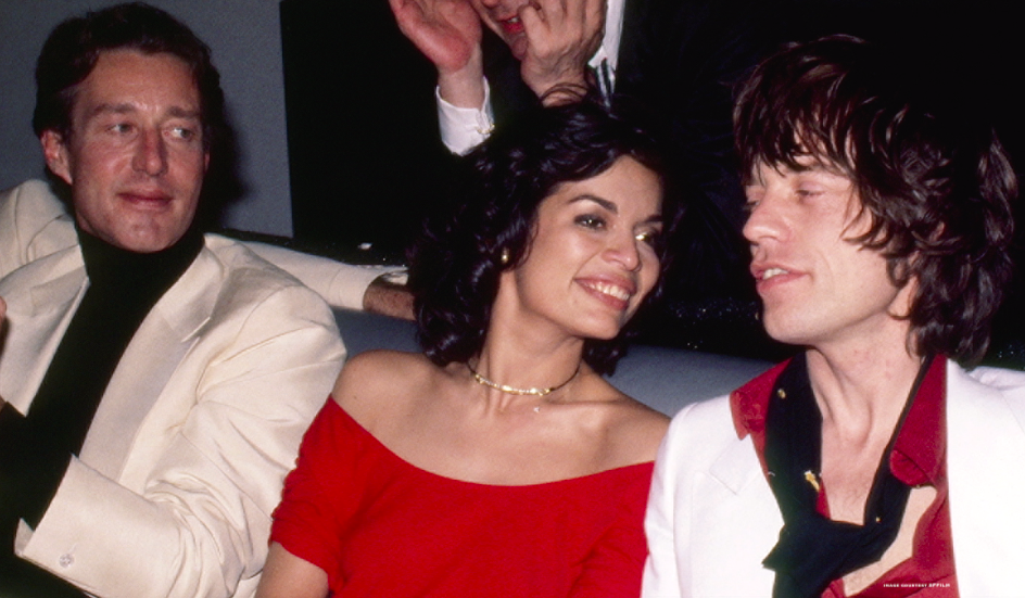 SFFILM, Halston, fashion, film review, mick jagger, bianca jagger,