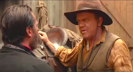 Sisters Brothers, film review, western, john c reilly, SFFILM