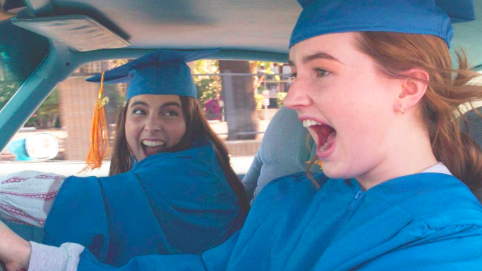 booksmart, film review,