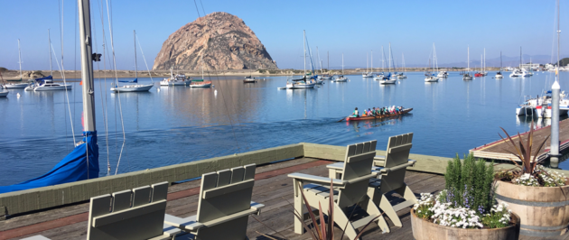 Morro Bay Stay – Electric Boat Rental