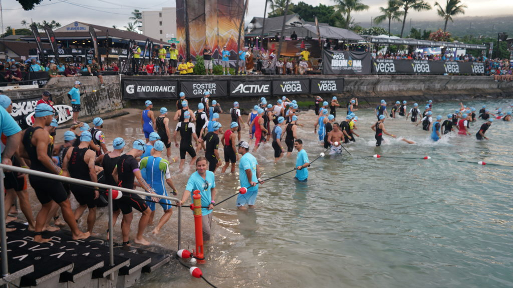 swimming, triathlon, ironman, Kona, Hawaii, swimmers, fitness