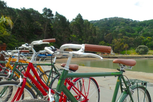 Angel Island Rolls Out New Electric Bikes & Spectacular Tram
