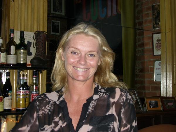 Nina Cockoo Stockholm Tango DIva