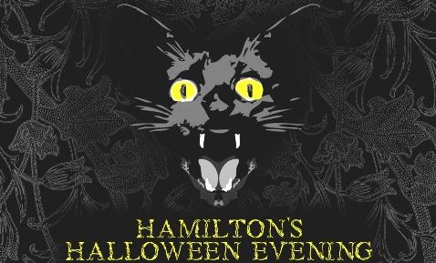 Hamilton's Halloween Evening